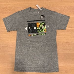HURLEY MEN's SMALL TEE